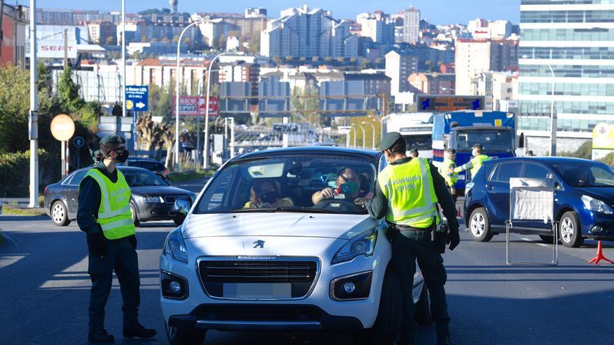 Los dispositivos policiales de Semana Santa se saldan con más de 1.600 personas denunciadas en Galicia