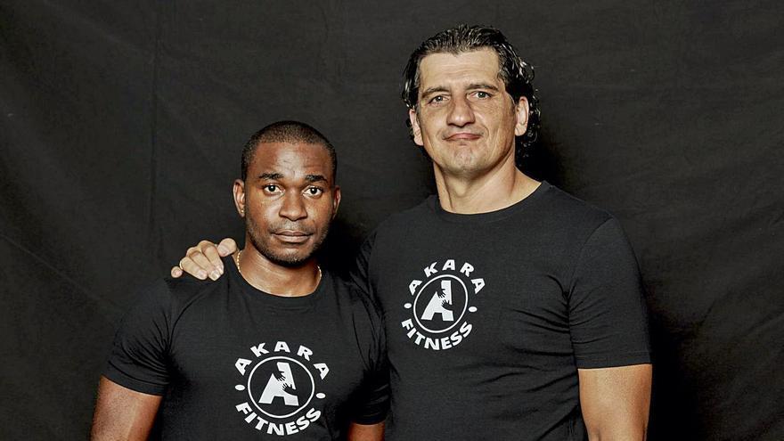 Deporte para estar sanos y para ser solidarios con niños de África