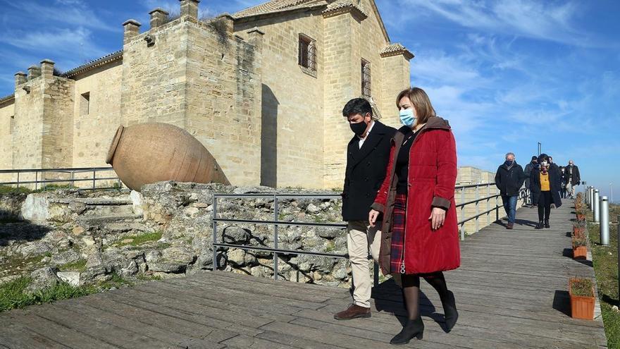 Una ayuda de casi 850.000 euros permitirá rehabilitar el castillo de Montilla, donde nació el Gran Capitán