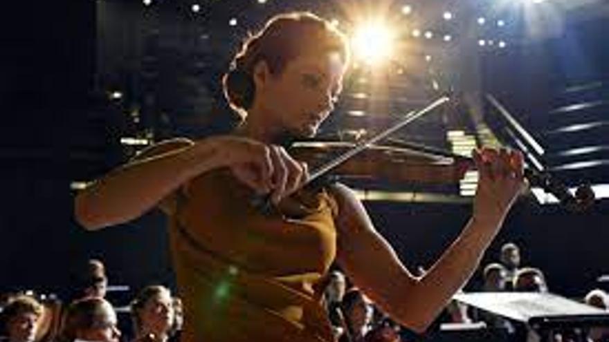 Crítica de cine. 'La violinista': música clásica y arrebato emocional