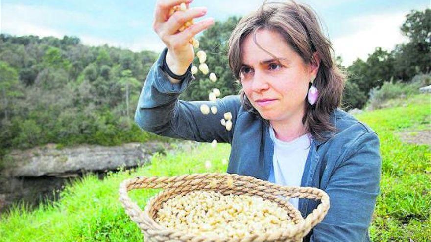 Maria Costa: «Vaig deixar una bona feina per començar de zero un projecte rural»