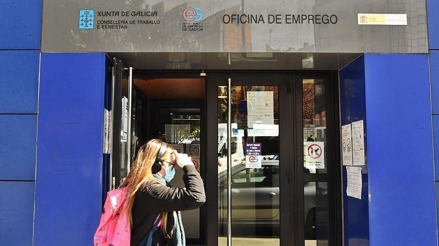 La pandemia suma 4.000 jóvenes a las listas del paro de A Coruña, un tercio más