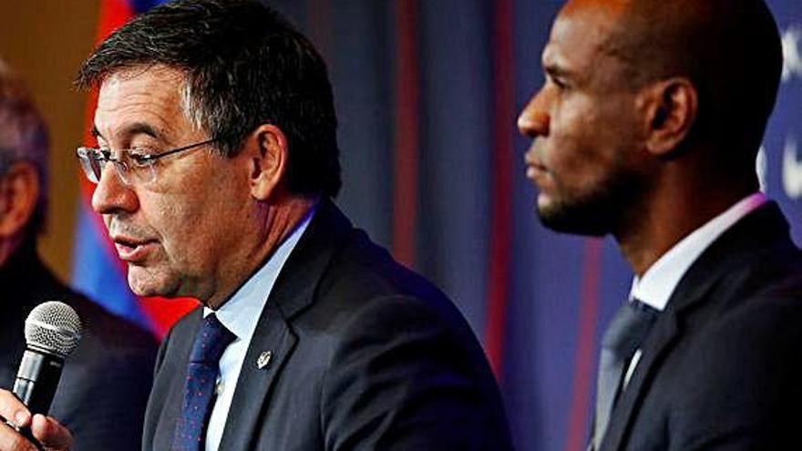 El Barça mide su crisis institucional en San Mamés