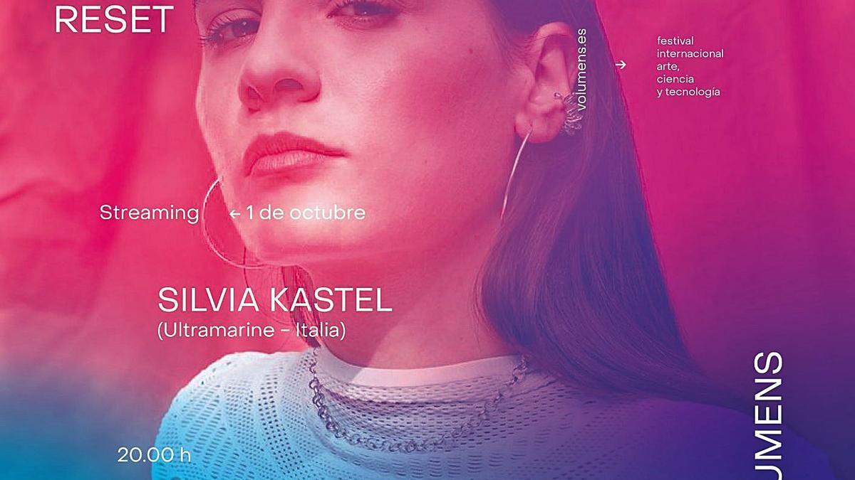 La sessió underground de Silvia Kasel és vora demà per streaming.