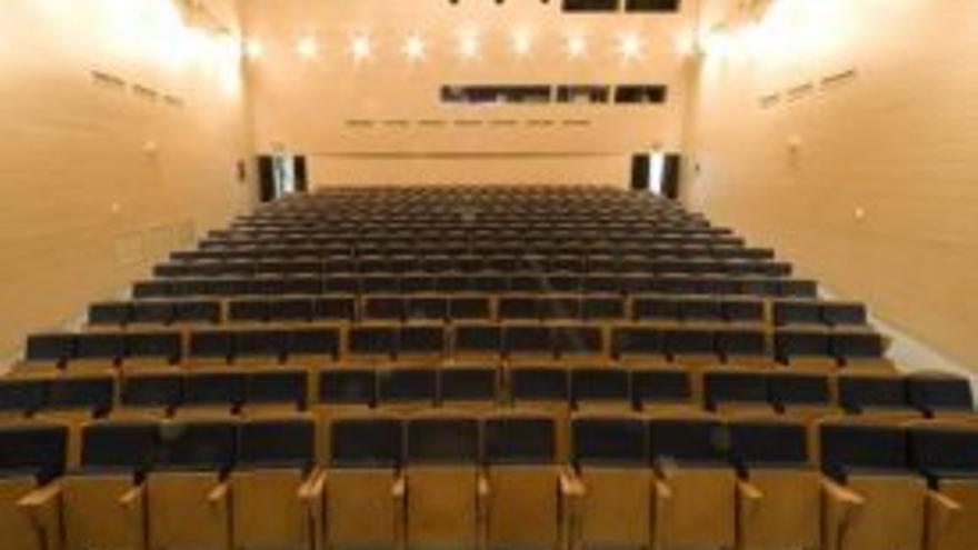 Teatro Municipal Xesc Forteza