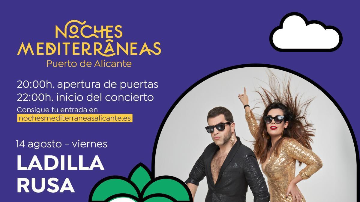 INFORMACIÓN te lleva a ver el concierto de Ladilla Rusa