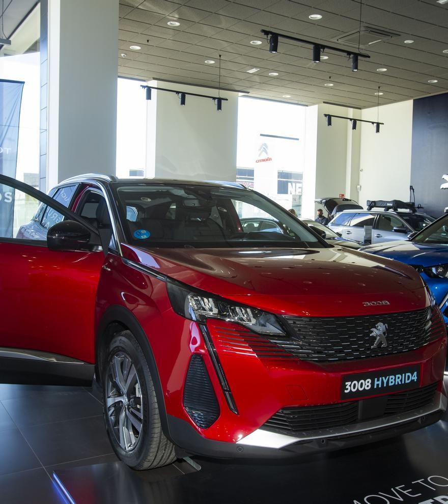 Precios únicos de 40 unidades limitadas de los modelos más vendidos de Peugeot