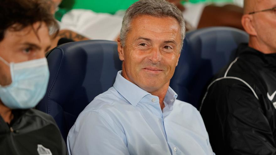 Fran Escribá carga duramente contra el árbitro del Villarreal-Elche