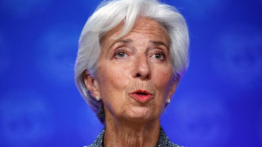 Christine Lagarde abandonará el FMI de forma definitiva el 12 de septiembre