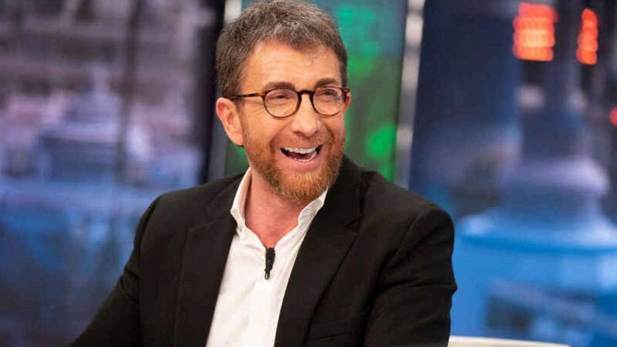 El presentador, Pablo Motos.