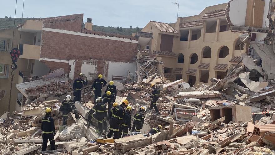 Localizan el cuerpo sin vida de la mujer desaparecida en el derrumbe de Peñíscola