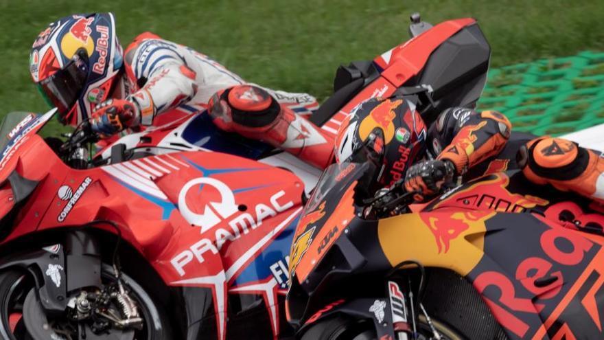 Jack Miller hace doblete en los libres de MotoGP