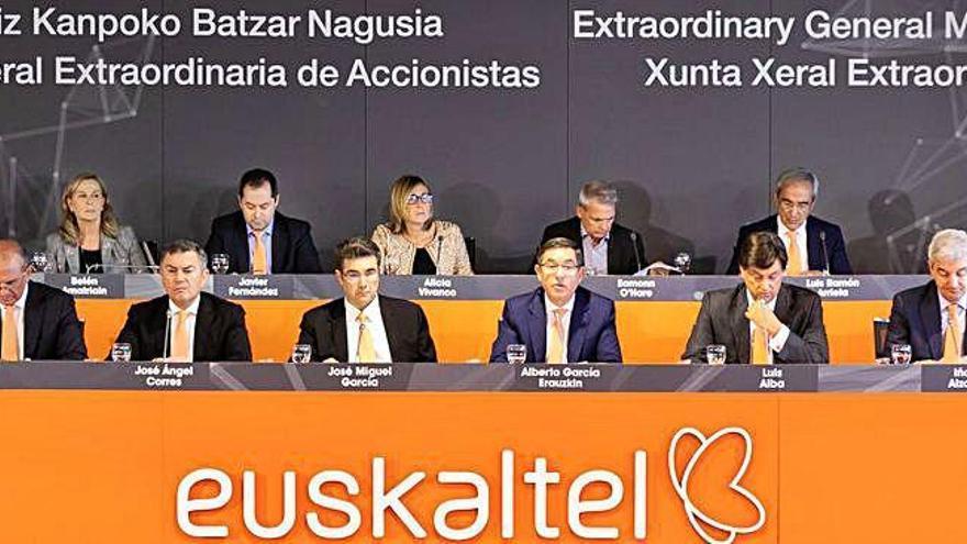 Zegona se hace fuerte en Euskaltel con la asunción de un tercio del consejo