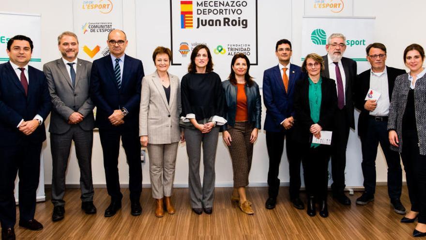 La Fundación Trinidad Alonso y la universidad valenciana renuevan su compromiso