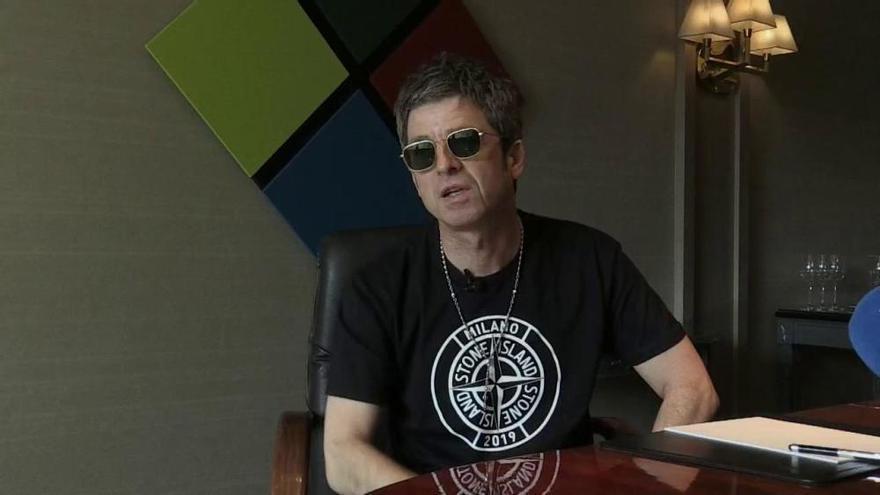 """Noel Gallagher: """"Adoro Oasis, pero se acabó para siempre"""""""