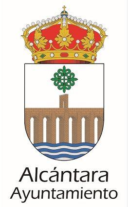 Escudo del Ayuntamiento de Alcántara