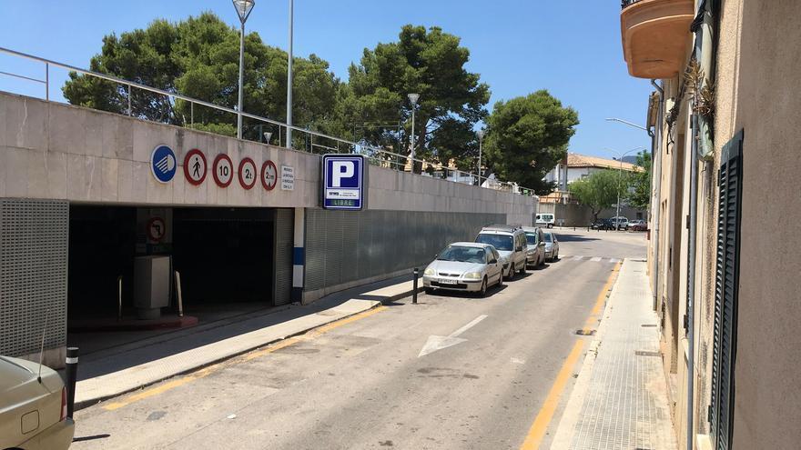 Inca saca a concurso la explotación de los aparcamientos de Plaça Mallorca y Plaça Antoni Mateu