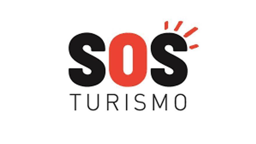 """Xisca Abraham sobre el logo SOS Turismo: """"SOS resume el mensaje de ayuda que quieren transmitir"""""""
