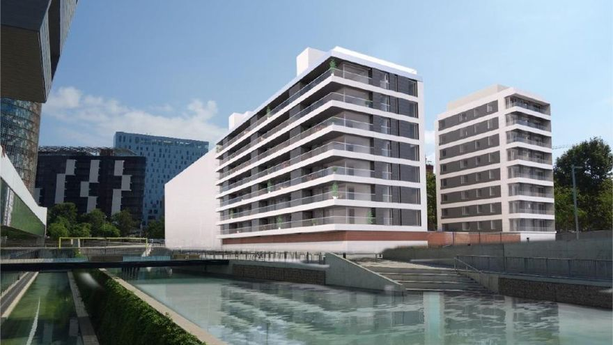 Málaga lidera los planes de promoción de la Sareb con 2.300 viviendas en 9 años