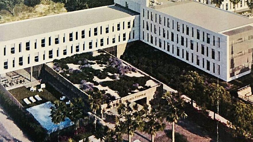 Finestrat tendrá una residencia de mayores y un centro de día