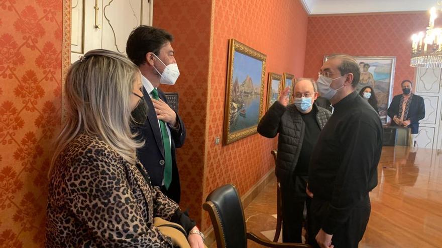 Ayuntamiento de Alicante y Cabildo acuerdan suspender la Romería de Santa Faz y celebrar una misa a puerta cerrada