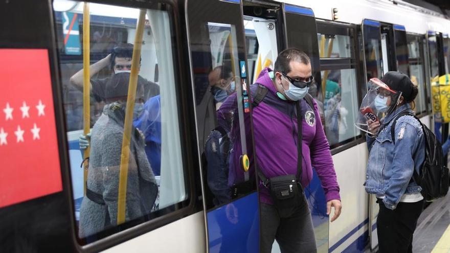 Metro de Madrid cerrará estaciones de forma temporal si hay aglomeraciones