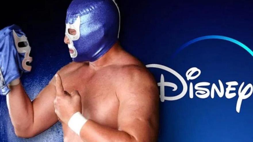 """Blue Demon Jr. y Disney+ buscan darle """"un giro 'latinx'"""" a los superhéroes"""