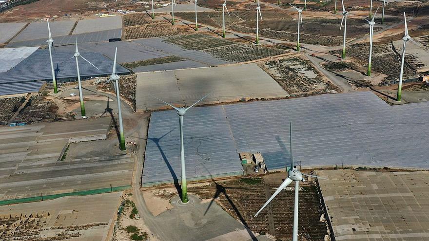 Lopesan producirá en Arinaga la energía eólica que consume su negocio del Sur