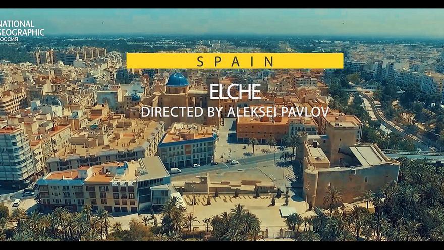 National Geographic descubre los encantos de Elche