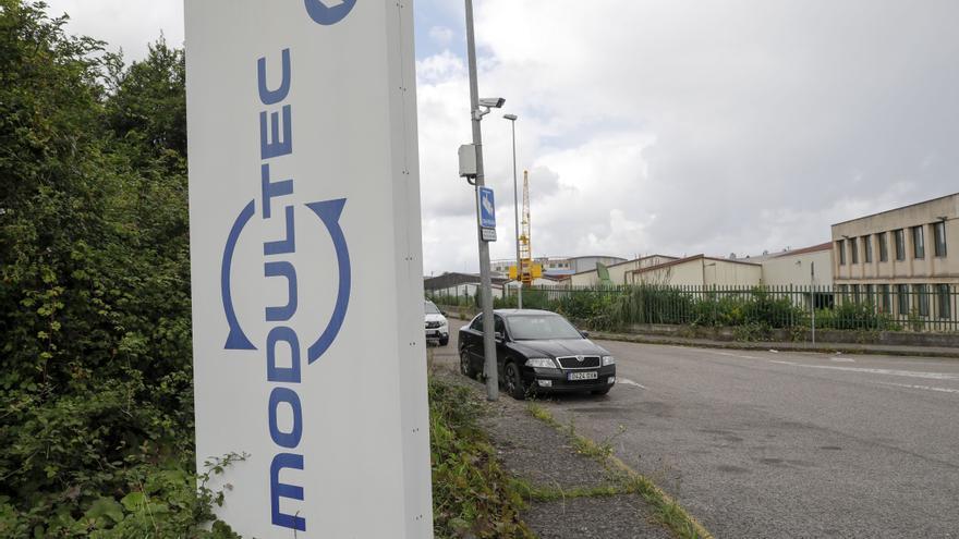 Los bienes de Modultec valen 300.000 euros y los despidos cuestan un millón