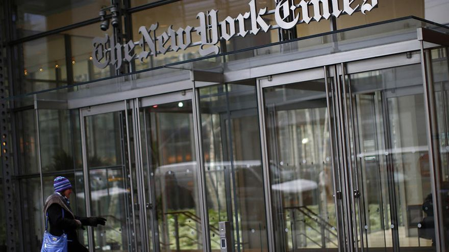 El 'New York Times' conquista tres premios Pulitzer