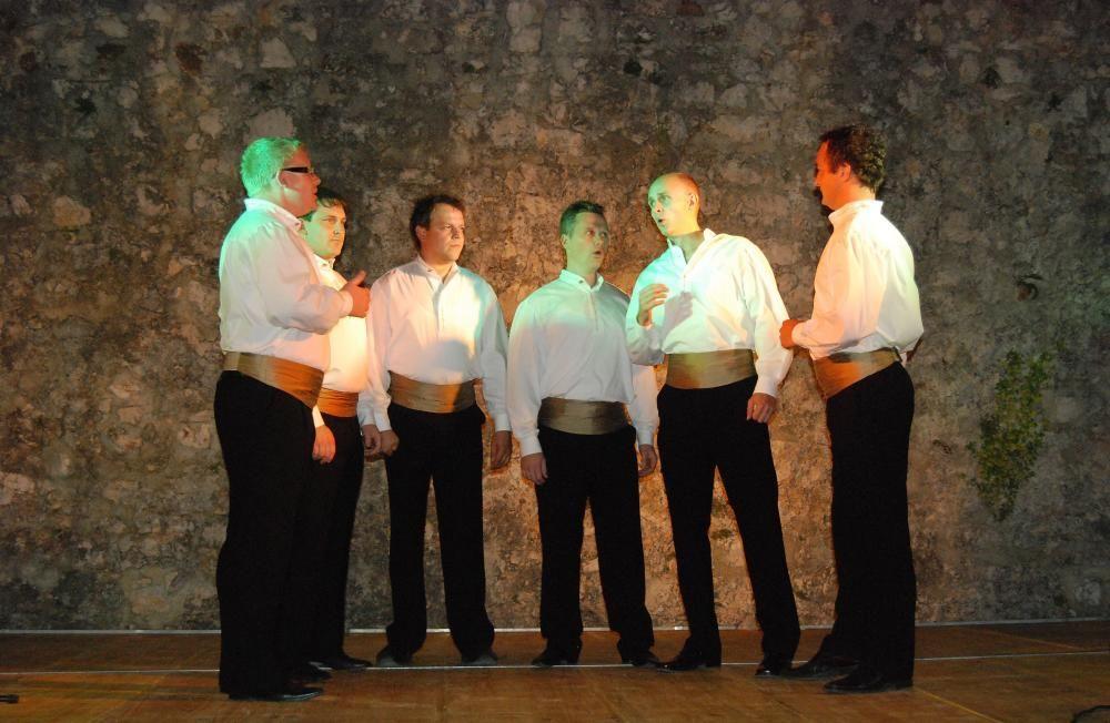 Croacia - El Klapa, el canto a varias voces de Dalmacia.