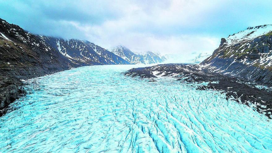 La pérdida de glaciares terminará contaminando los ríos