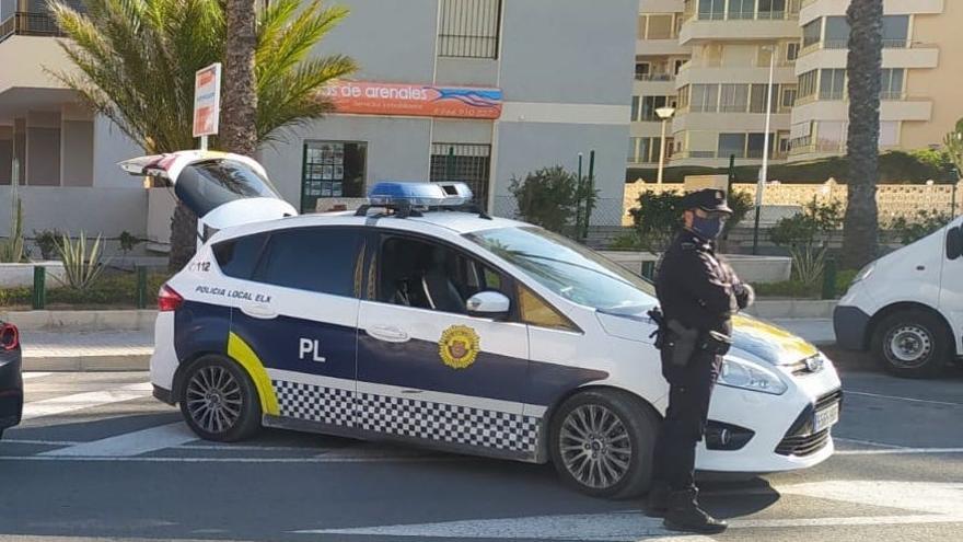 Detenido en Alicante por maltratar a su mujer embarazada: ella lanzó una nota de auxilio por el balcón