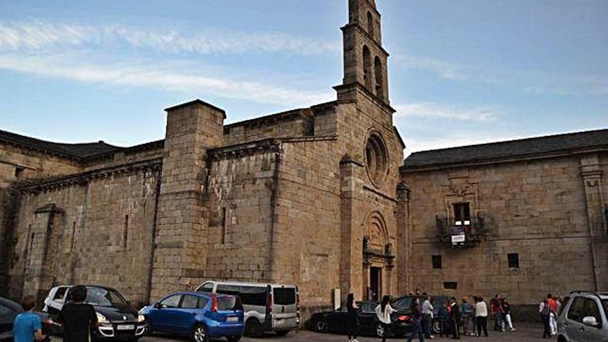 Cultura presupuesta 476.589 euros para la cubierta del monasterio de San Martín