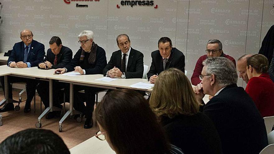 """Zamora 10 pide """"unión"""" para no perder los recursos de reconstrucción"""