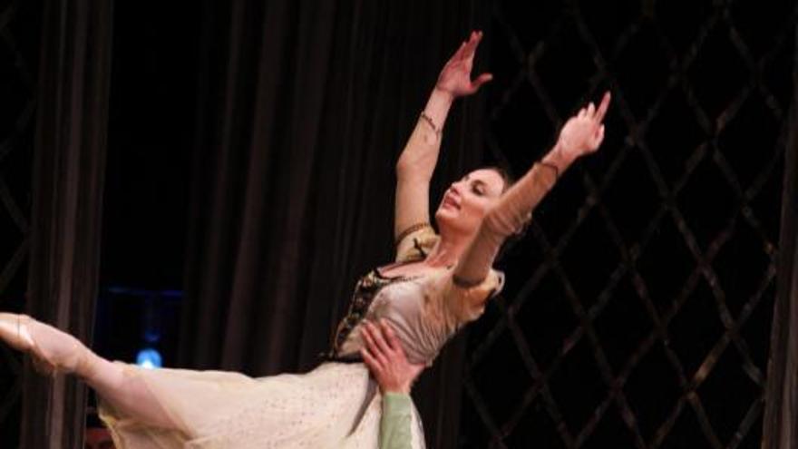 El ballet estatal ruso representa 'Giselle' este fin de semana en Xàtiva