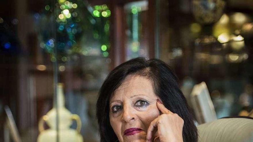 Las pruebas de ADN demuestran que la vidente Pilar Abel no es hija de Dalí