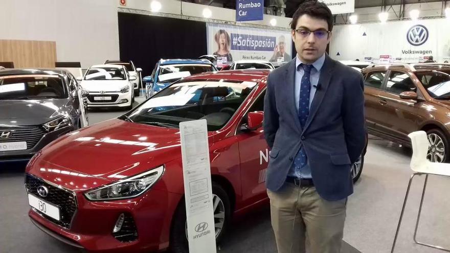 Hyundai en el Salón del Automóvil de Vigo