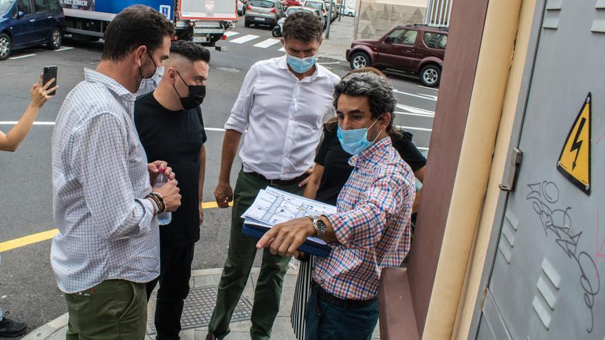 Santa Cruz quintuplica la inversión en la mejora de las calles, peatonales y plazas