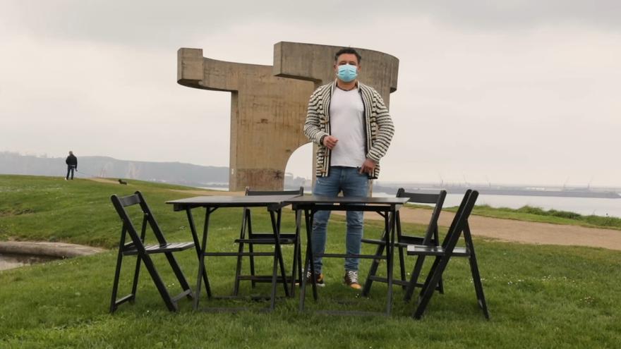 Gijón: Otea lanza una campaña para impulsar su hostelería de forma segura