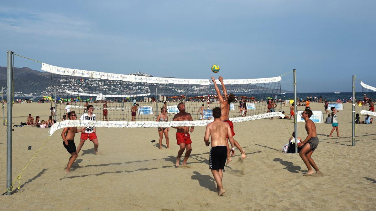 El campionat tindrà lloc a la platja d'Empuriabrava