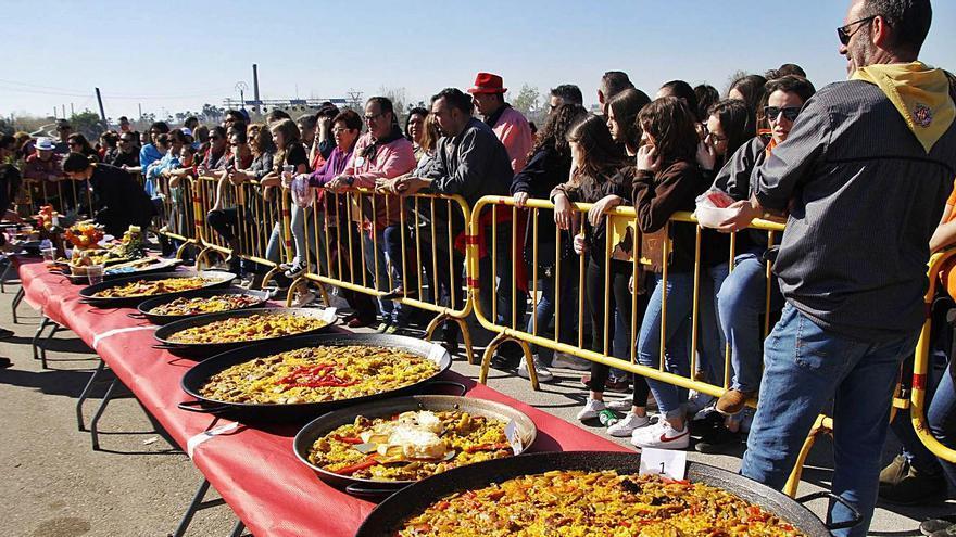 La Junta Fallera de Alzira convoca  un concurso de paellas virtual