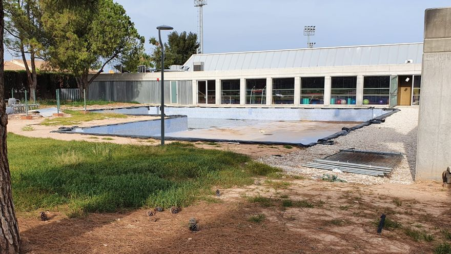 El PP reclama saber si las piscinas van a abrirse este verano en San Vicente
