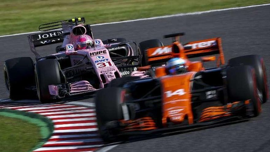 "Alonso: ""Ha sido una remontada espectacular"""