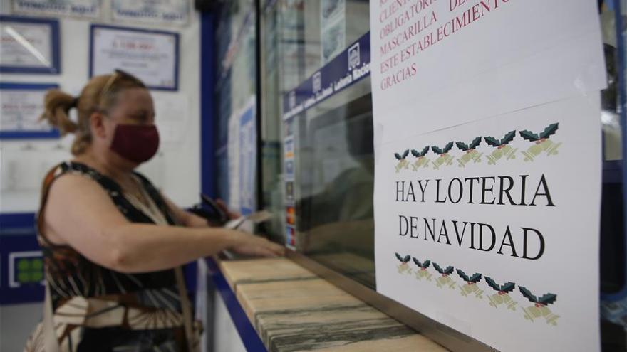 La lotería de Navidad llega a las 74 administraciones de Córdoba