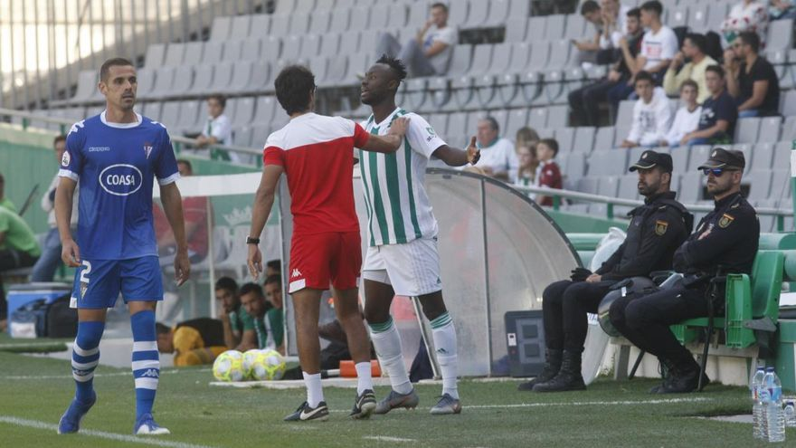 Zelu le da los tres puntos al Córdoba CF (1-0)