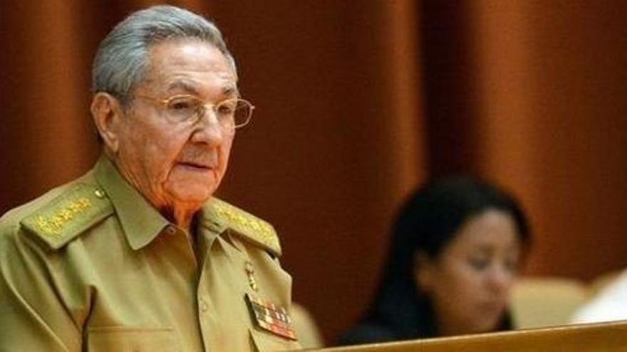 Cuba elegirá en marzo al sucesor de Raúl Castro