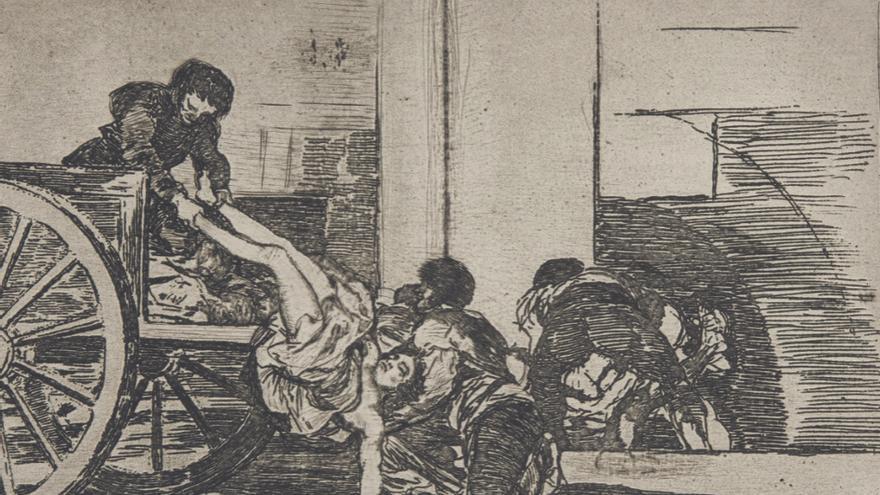 La industria del cólera