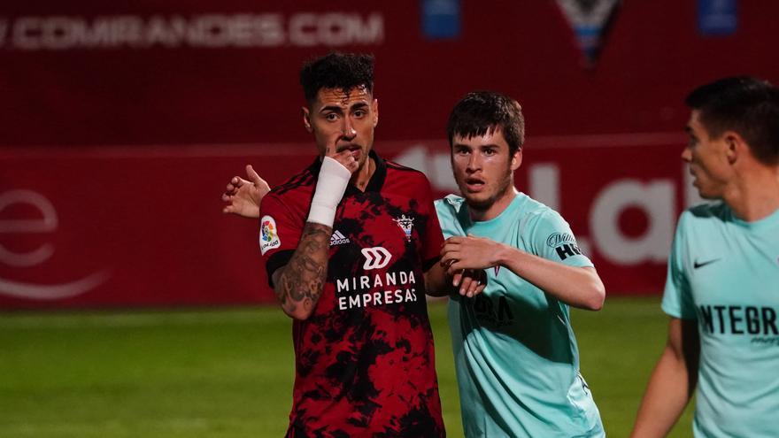 Mirandés - Real Sporting, en imágenes